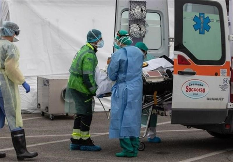 آمار قربانیان ویروس کرونا در ایتالیا از 6000 نفر گذشت