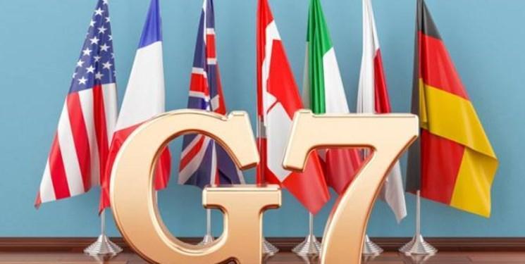 نشست وزرای خارجه گروه 7 بدون توافق بر سر بیانیه مشترک انتها یافت