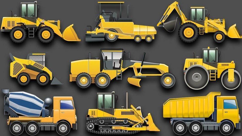 جدیدترین ماشین آلات ساختمانی