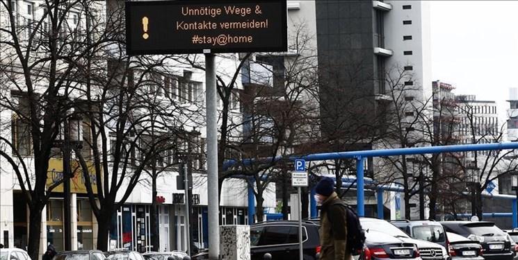 کرونا ، شمار مبتلایان در آلمان به بیش از 100 هزار نفر رسید