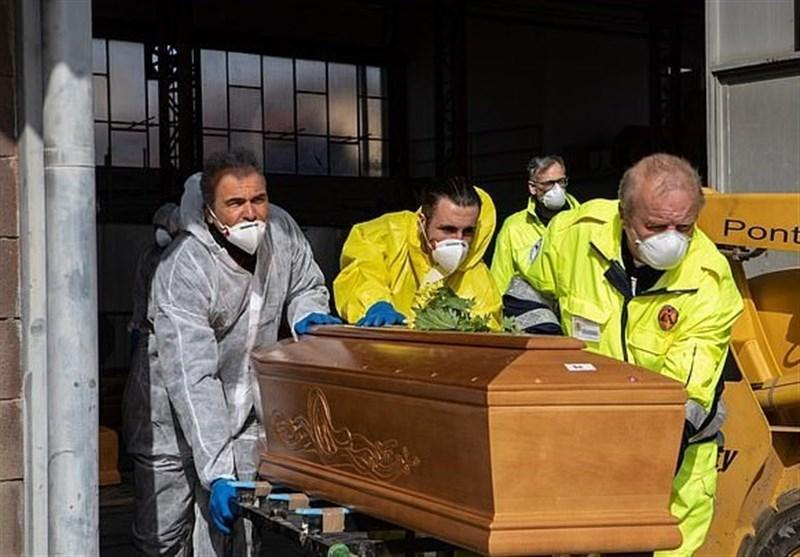 افزایش شمار قربانیان کرونا در ایتالیا به بیش از 13هزار نفر