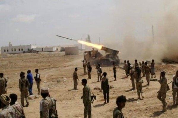 دفع حملات ائتلاف سعودی در مأرب یمن، 80 نظامی کشته و زخمی شدند