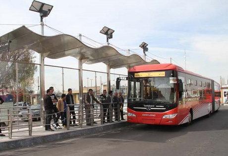 جزییات اجرای فاصله گذاری اجتماعی در اتوبوس ها از شنبه، رزرو جایگاه اتوبوس دربستی
