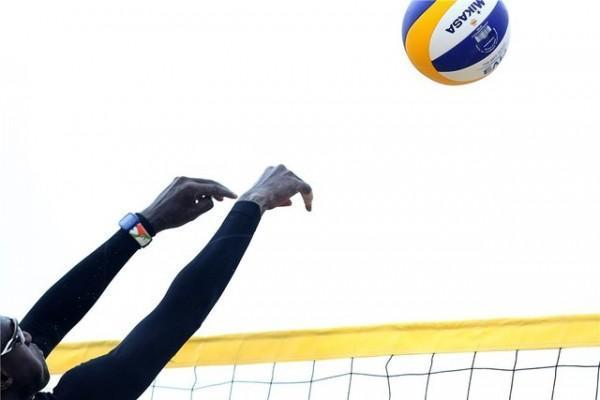 تیم ملی والیبال ساحلی ایران مغلوب کانادا شد