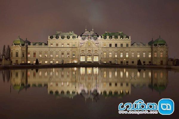 قصر بلودر وین، زیبایی منحصرد به فرد در سرزمینی اروپایی