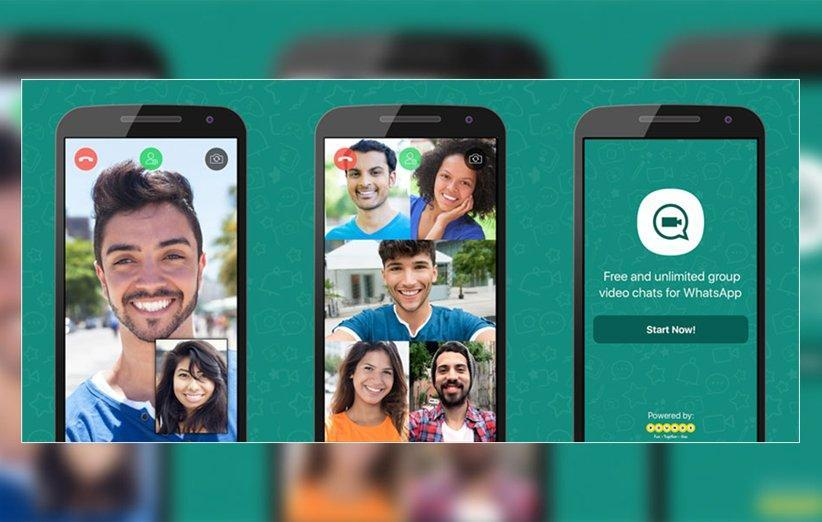 مکالمه گروهی واتساپ به زودی به بیش از 4 نفر افزایش می یابد
