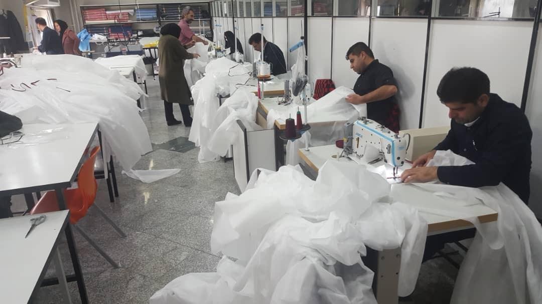 چرا کرونا اقتصاد ایران را با چالش تولید و توزیع کالاهای موردنیاز روبرو نکرد؟
