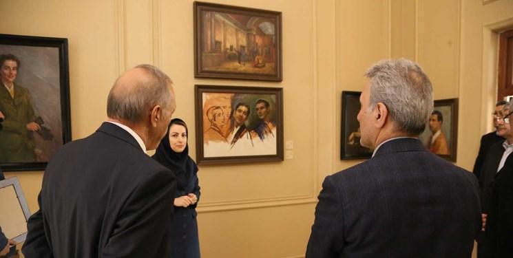 باغ موزه نگارستان و خانه موزه مقدم بازگشایی شدند