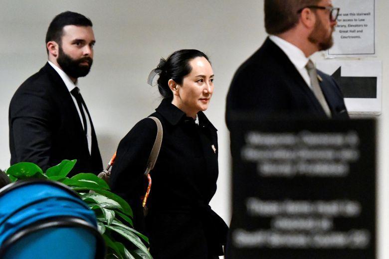 احتمال استرداد مدیر هوآوی به آمریکا و واکنش سفارت چین
