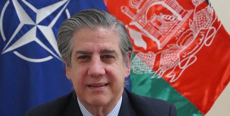 نماینده غیرنظامی جدید ناتو در افغانستان آغاز به کار کرد