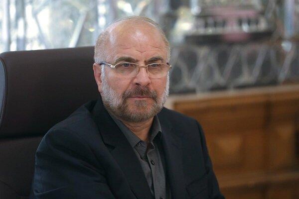 قالیباف: آماده همکاری با روسیه در قالب کمیسیون مشترک پارلمانی هستیم