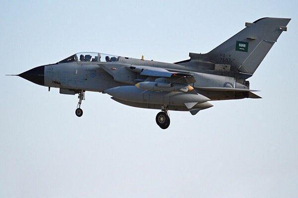 جنگنده های سعودی 38 بار مأرب و الجوف را بمباران کردند
