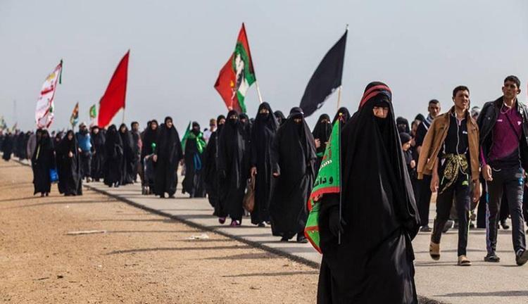 هلال احمر: برگزاری راهپیمایی اربعین تا این لحظه منتفی است