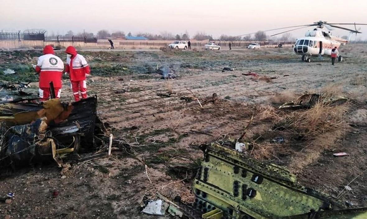 خبرنگاران دانلود اطلاعات هر 2 جعبه سیاه هواپیمای اوکراینی سرانجام یافت