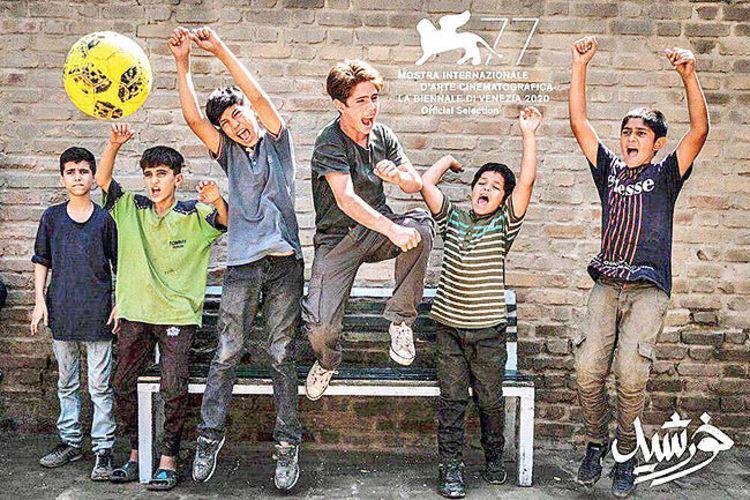 (عکس) بیوگرافی روح الله زمانی بازیگر خورشید و بهترین بازیگر جوان ونیز 2020