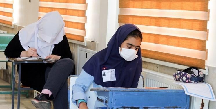 آزمون ورودی مدارس سمپاد برگزار گردید، 35 درصد داوطلبان کارت ورود به جلسه را نگرفتند