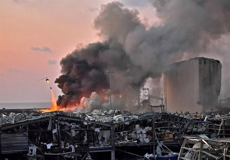 تازه ترین آمار تلفات انفجار بیروت؛ 135 کشته و 5 هزار زخمی