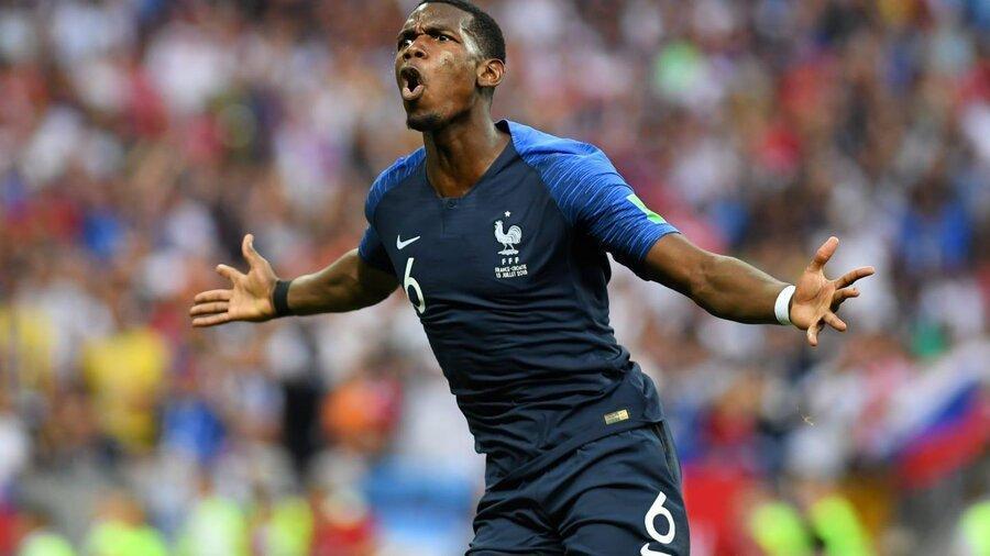 پوگبا و اندومبله به کرونا مبتلا شدند ، چالش دشان در تیم ملی فرانسه