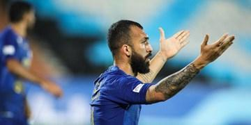 چشمی به ام صلال قطر پیوست، مدافع استقلال جایگزین بازیکن الجزایری شد