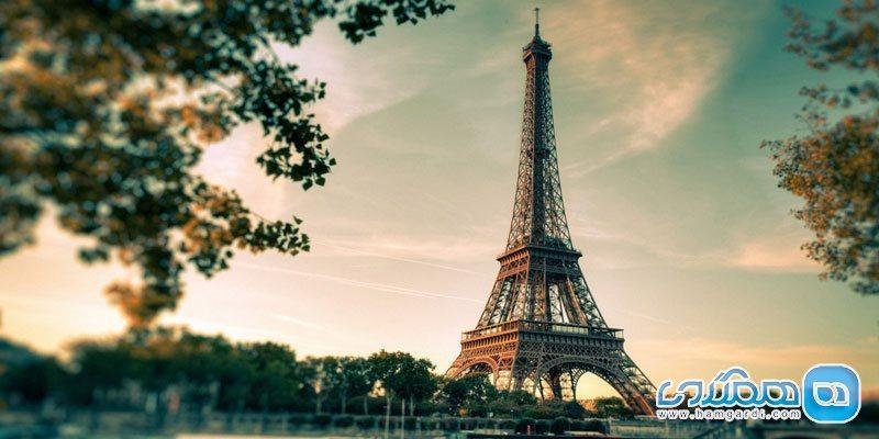 آشنایی با تعدادی از معروف ترین جاذبه های گردشگری پاریس