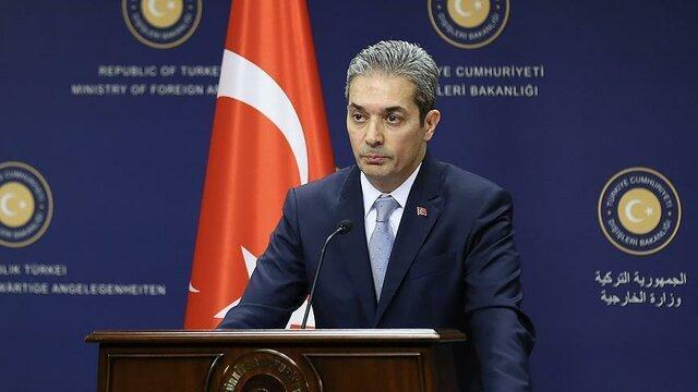 ترکیه به یونان هشدار داد