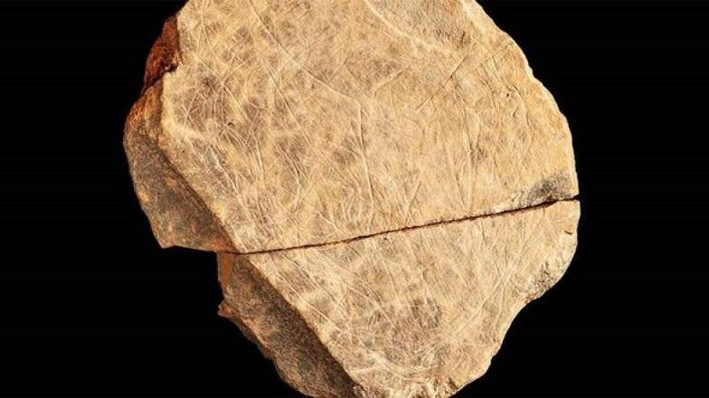 خلق آثار هنری در عصر یخبندان