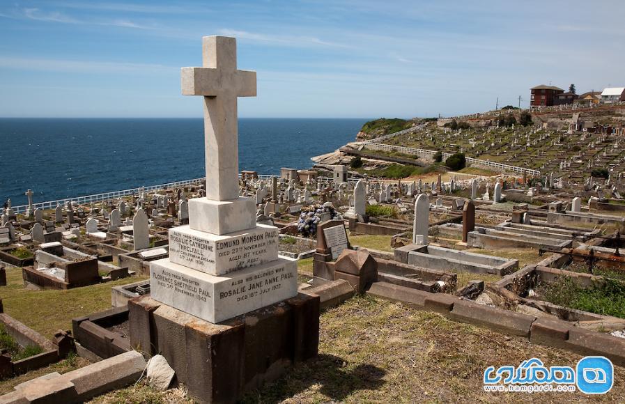 گورستان ویورلی ، قبرستانی تاریخی با مجسمه هایی باشکوه