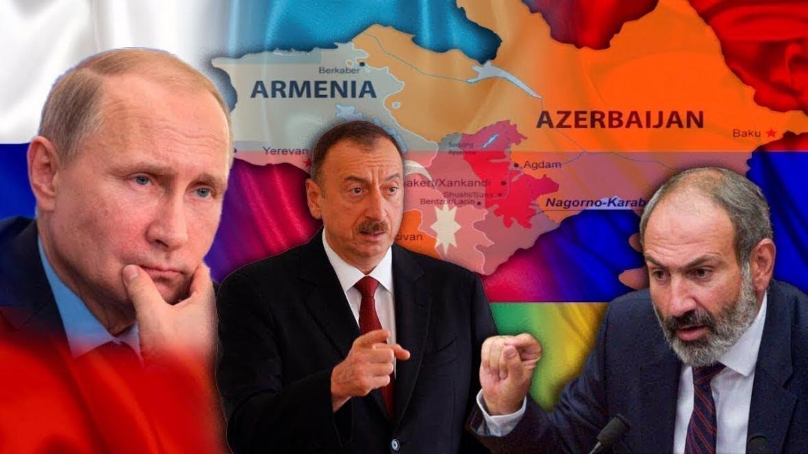 خبرنگاران پوتین : جمهوری آذربایجان و ارمنستان با آتش بس کامل موافقت کردند