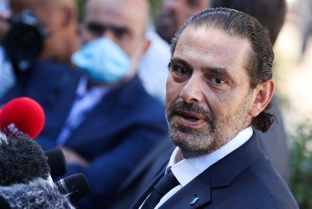 مذاکرات سعد حریری با شخصیت های سیاسی لبنان