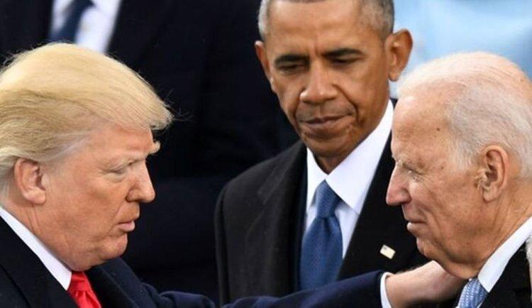 حمله شدید اوباما به ترامپ؛ او مانند دیوانه ها رفتار می نماید
