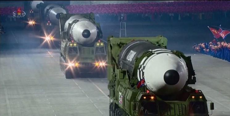 پنتاگون: در حال ارزیابی رژه نظامی کره شمالی هستیم