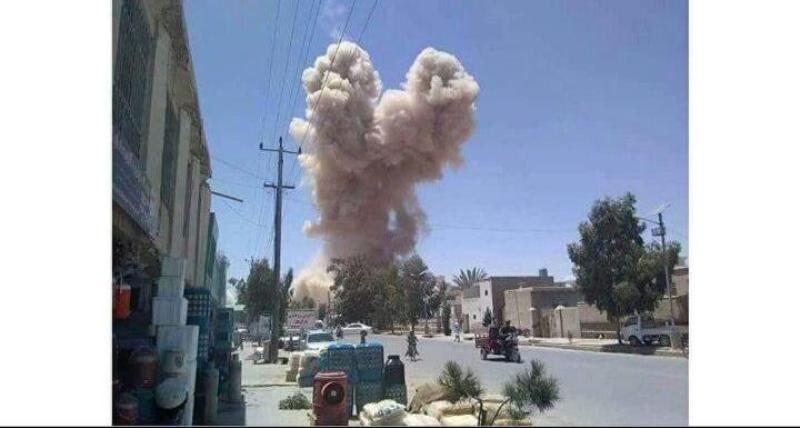 انفجار مرگباردر قندهار افغانستان