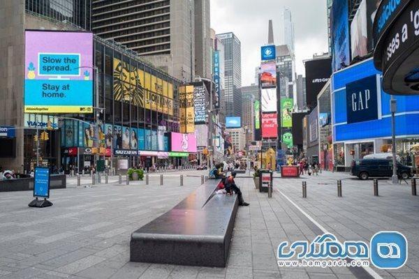 ممکن است گردشگری نیویورک تا 2025 به شرایط پیش از کرونا بازنگردد