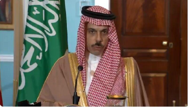 جدیدترین موضع گیری وزیر خارجه سعودی درباره ایران