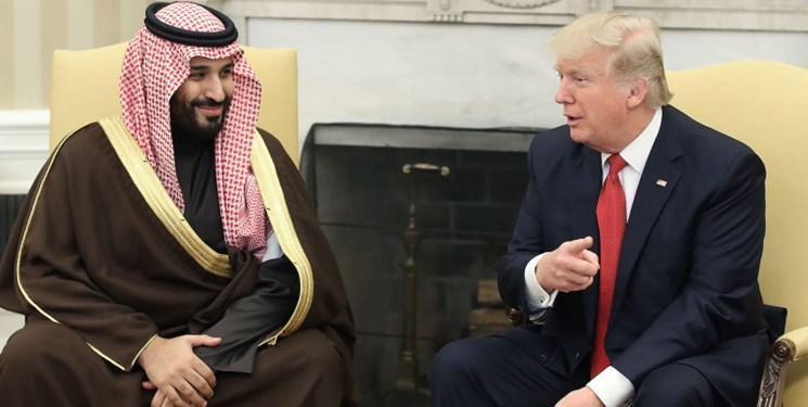 هم دستی سعودی ها برای ماندن ترامپ در سمت ریاست جمهوری، چرا ترامپ از بن سلمان درخواست پول کرد