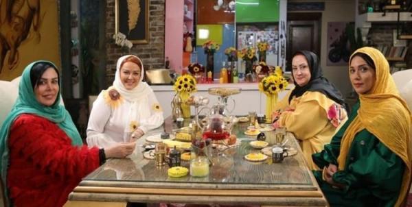 حدف بخشی از شام ایرانی به خاطر حرف&zwnjهای جنجالی بهاره رهنما