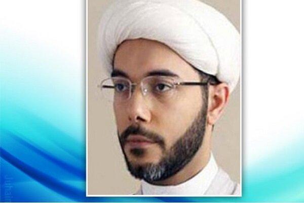 نظامیان آل سعود شیخ حسین النمر را بازداشت کردند