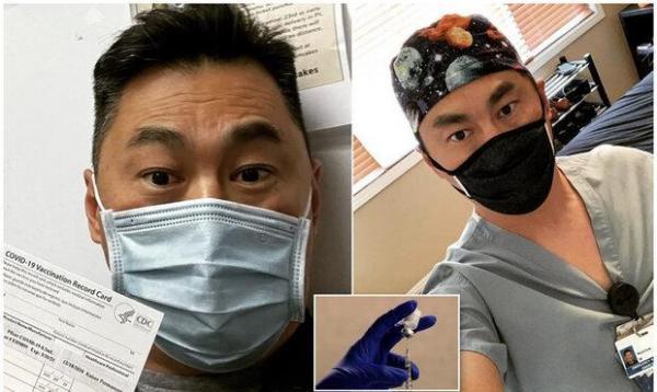 ابتلای پرستار به کرونا یک هفته بعد ازتزریق واکس