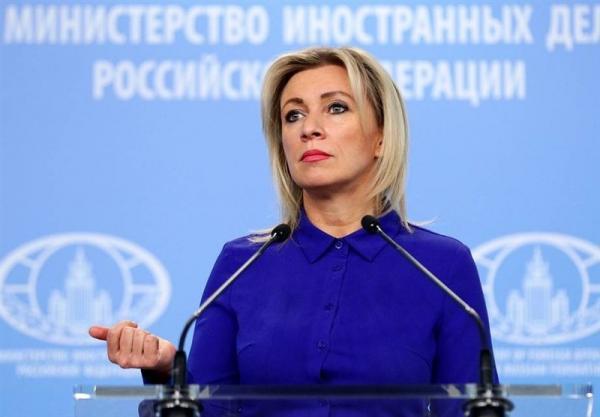 زاخارووا: امیدواریم دولت بایدن برخورد متعادل تری با روسیه داشته باشد