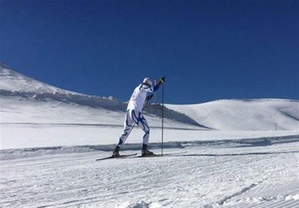 لیگ اسکی صحرانوردی، پیشتازی بیرامی باهر و صید در انتها روز نخست