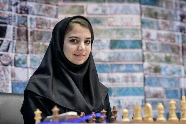 عضویت سارا خادم الشریعه در کمیسیون ورزشکاران فدراسیون جهانی شطرنج
