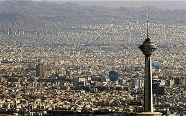 کاهش ذرات معلق در هوای پایتخت
