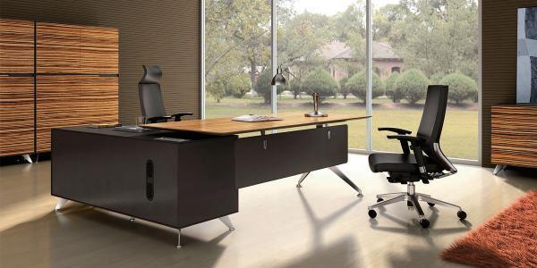 دکوراسیون اتاق مدیریت ؛ چگونگی مبلمان، رنگ و نورپردازی آن