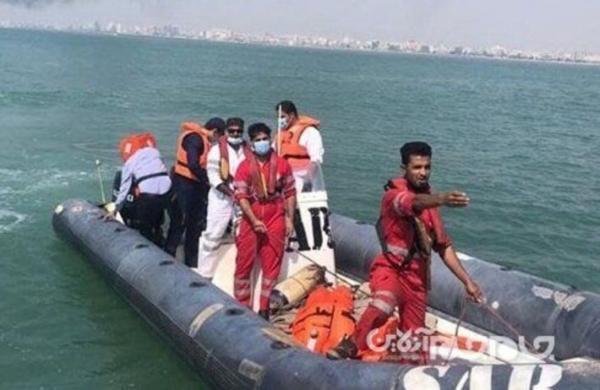 عملیات موفقیت آمیز یافتن 2 صیاد قشمی در آبهای خلیج فارس