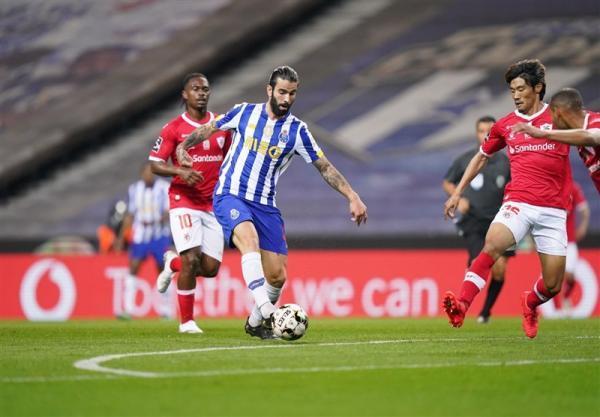لیگ برتر پرتغال، فزونی سخت پورتو در شبی که طارمی ترک عادت نکرد