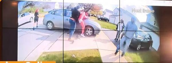 کشته شدن یک دختر 16 ساله سیاهپوست به دست پلیس آمریکا