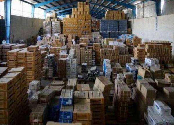خبرنگاران بالغ بر 28 هزار قلم مواد غذایی احتکار شده در کرمان کشف شد