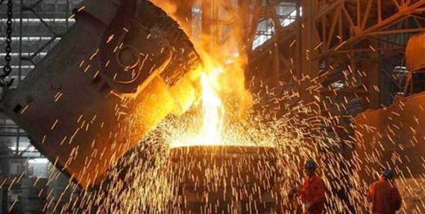 نام ایران در میان 10 کشور نخست فراوریکننده فولاد دنیا، تمرکز فراوری در آسیا و کاهش فراوری اروپا و آمریکا
