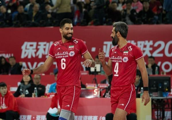 زمان حضور لژیونر ها در تیم ملی والیبال مردان معین شد