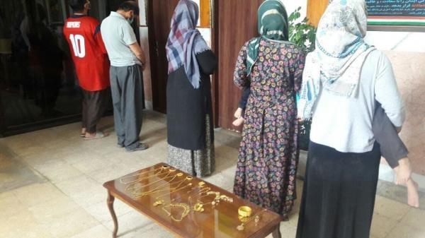 خبرنگاران شبکه سارقان منزل در بوکان شناسایی و متلاشی شد